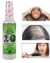 JINDA 100% Natural Hair Growth Promoter Tonic Serum For Stop Hair Loss S... - $14.54