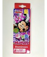 DISNEY DOMINOES GAMES (MINNIE MOUSE) - $4.89