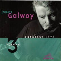 James Galway CD Greatest Hits Volume 3 - $1.99