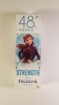 disney frozen 2 puzzle find your strength 48 pc new in box sealed - $8.00