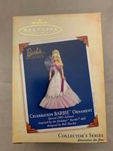 Hallmark Keepsake Ornament Celebration Barbie Special 2005 Edition Holid... - $9.04