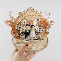 Creative custom ring pillow ring box - $35.00+