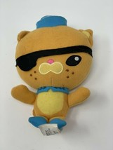 "Fisher Price Plush Octoplush Kwazii Kitten Cat 6"" Stuffed Animal 2012 - $19.79"