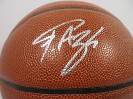 Giannis Antetokounmpo Milwaukee Bucks signed FS Spalding NBA basketball COA image 3