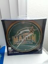Wincraft Sports Mason Patriots  Wall Clock - $25.59