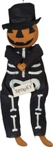 Primitive by Kathy - Jack - O - Skeleton - Pumpkin Skeleton - $8.30