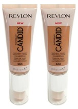 Lot of 2, Revlon PhotoReady Candid Anti-Pollution Foundation 530 Pecan - $9.24