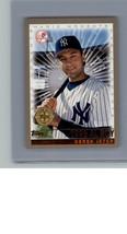 2000 Topps Baseball Magic Moments Derek Jeter Roy #478 Yankees *29453* - $1.99