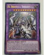 Yu-gi-oh! Trading Card - El Shaddoll Shekhinaga - NECH-EN049 - Secret Rare - $8.00