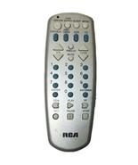 Genuine RCA R3150 Grey TV Remote Control RCU704MSP2N Tested Works - $14.84
