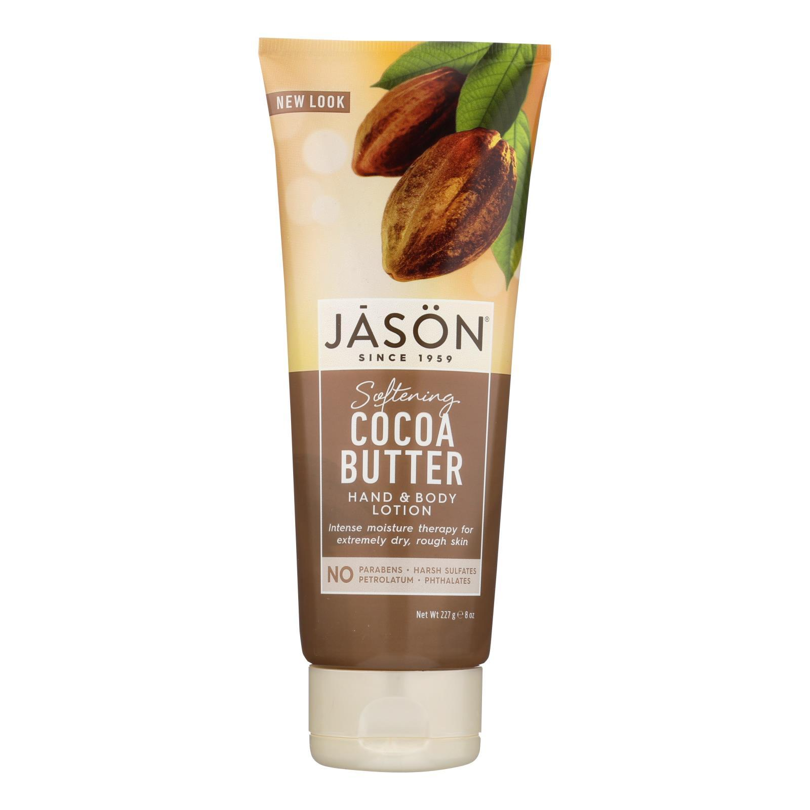 Primary image for Jason Hand and Body Lotion Cocoa Butter - 8 fl oz