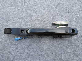 08-13 infiniti g37 coupe oem left driver side door outside handle KH3         .. - $55.44