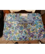 Vera Bradley Grand Traveler in Blue Berry Blooms - $72.00