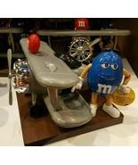 1 M&M's M&M MMS World AIRPLANE PLANE Chocolate Candy Dispenser w FREE SH... - $164.59