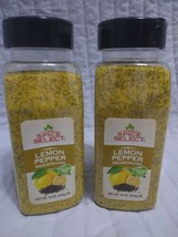 Lot of 2 Spice Select Lemon Pepper Seasoning - $12.86