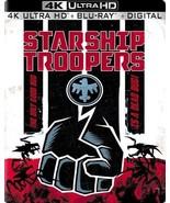 Starship Troopers 4K UHD Blu-ray Disc Exclusive Steelbook Rare Collectio... - $127.81
