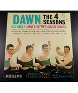 THE 4 SEASONS Dawn (Go Away) And 11 Other Great Songs Vinyl Lp MONO PHM ... - $3.95