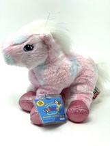 """Webkinz Tie Dye Pink Pony with Sealed Code HM117 Plush Stuffed Animal 8"""" Toy - $12.00"""