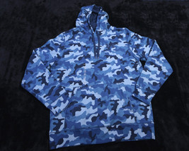 Nwt New Under Armour Hooded Mens Sweatshirt Pullover Camo Large Hoodie - $51.71