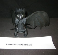 2014 Toothless Lunge attack How to train your Dragon 2 red tail action f... - $56.99