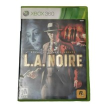 Microsoft XBOX 360 L.A. Noire Video Game (3 Disc, 2011) - $19.34