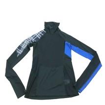 NEW Nike Hypercool Dry Fit Shirt Womens Size Large Obsidian Blue Long Sl... - $36.83