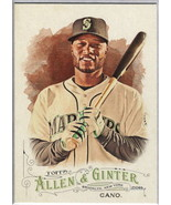 2016 Allen and Ginter #84 Robinson Cano NM-MT Mariners - $0.99