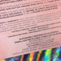 Sealed New Aether Beauty Single Rose Quartz Crystal Gemstone Multi Use Highlight image 3