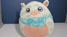"""Squishmallows 5"""" Rosie the Spotted Pig w Bandana Easter 2021 Kellytoy 20... - $10.99"""