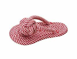 PANDA SUPERSTORE Knot Rope Ball Chew Dog Puppy Toy Pet Chew Toy Slipper - £20.31 GBP