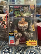Spawn's Overtkill Action Figure Series 1 Todd Mcfarlane Toys 1994 Head L... - $35.68