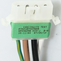 WP2187467 Whirlpool Wire Harness OEM WP2187467 - $39.59