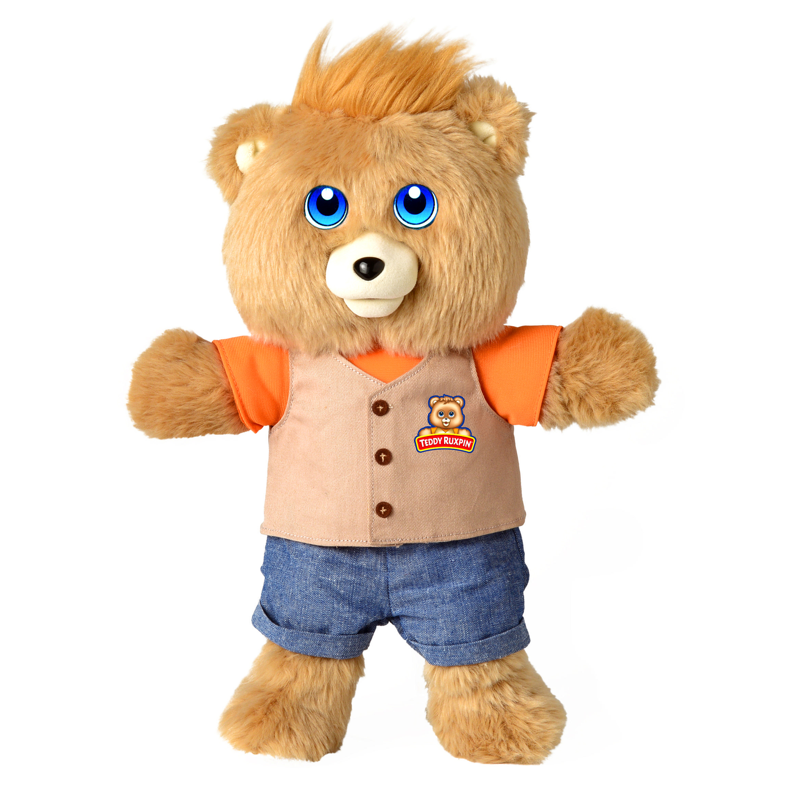 Teddy Ruxpin 2017 Official Return of the Story Time and Magical Bear