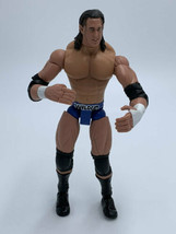 "TNA Wildcat Chris Harris Wrestling Action Figure Blue Trunks 2005 Marvel 7"" - $16.99"