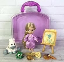 "Disney Animators Collection Tangled Rapunzel & Friends 5"" Mini Doll Play... - $19.79"
