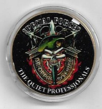 US Army Special Forces The Quiet Professionals Challenge Coin - $9.89