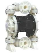 Double Diaphragm Air Pump PII.200 Chemical Industrial Polypropylene 2.00... - $1,475.10