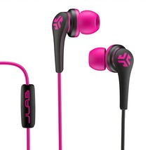 JLab Core Hi-Fi Noise Isolating earbuds with Mic and Cush Fin Technology... - $17.29