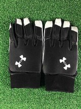 Team Issued Baltimore Ravens Under Armour 5xl Football Gloves - $9.99