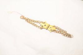 Brass Hinge Bracelet - $26.66 CAD