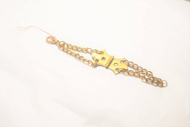 Brass Hinge Bracelet - $20.00