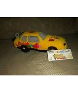 "Nascar Beanie Racers Kodak Max Film Car Auto Plush 7"" 1998 Series #4 NWT... - $11.87"
