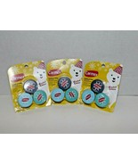 3 Packs Carmex Classic Lip Balm Medicated Limited Edition 9 Total Jars 4... - $25.73