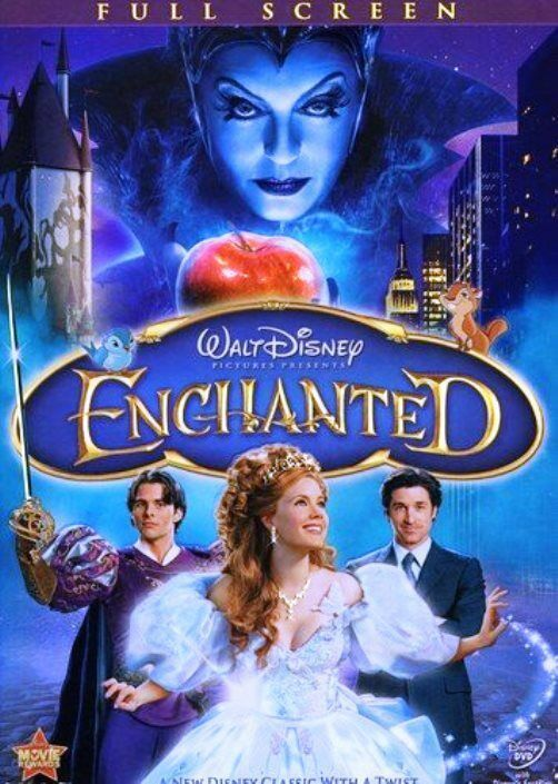Primary image for Enchanted (2008 DVD, Full Screen) BRAND NEW/FACTORY SEALED