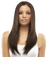 "16"" EasiXtend Elite Remy Human Hair Extensions 8 pc Womens Clip In by Ea... - $451.61"