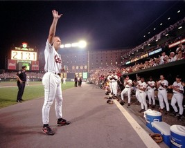 Cal Ripken 2131 Game TKK Vintage 28X35 Color Baseball Memorabilia Photo - $45.95