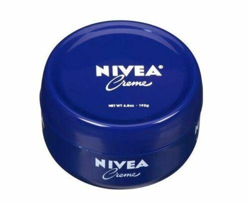 2 Pack Nivea Moisturizing Cream Face & Body Moisturizer For Dry Skin 200 ml