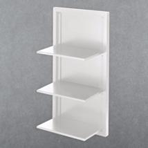 White Folding Wall Shelf - $44.88