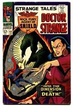 STRANGE TALES #152 comic book-DOCTOR STRANGE/NICK FURY-KIRBY VG - $21.11