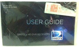 Directv HD DVR RECEIVERS User Guide (June 2013) - New/Unopened - 0613HDD... - $4.94